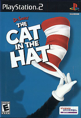 Cat in the Hat - Box