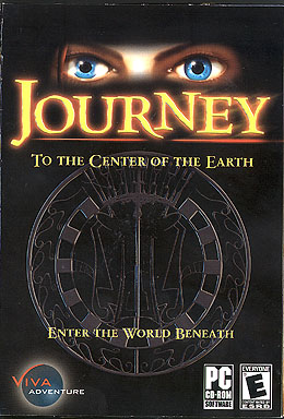Journey to the Center of the Earth - Box