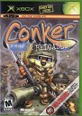 Conker Live and Reloaded  - Box