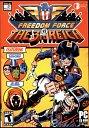 Freedom Force vs the 3rd Reich - Box