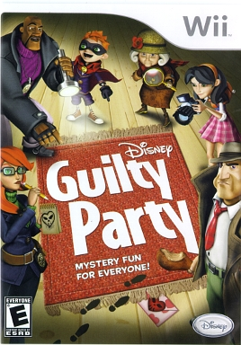 Guilty Party - Review