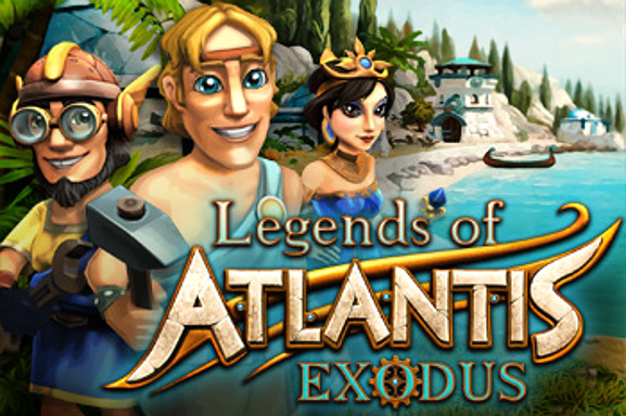 Legends of Atlantus: Exodus - Review