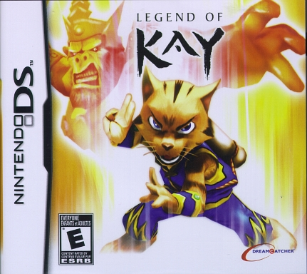 Legend of Kay   - Review