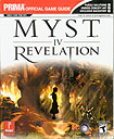 Strategy Guide - Myst IV Revelation - Review