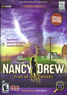 Nancy Drew: Trail of the Twister  - Review