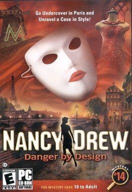 Nancy Drew -- Danger by Design - Review