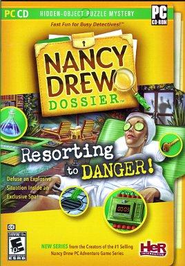 Nancy Drew Dossier: Resorting to Danger - Review