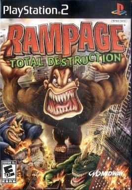 Rampage -- Total Destruction Rampage  - Review