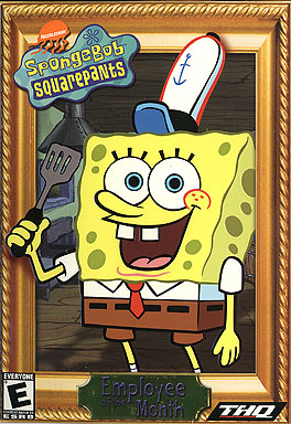 SpongeBob Squarepants � Employee of the Month - Box