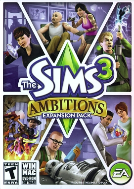 Sims Ambitions  - Review