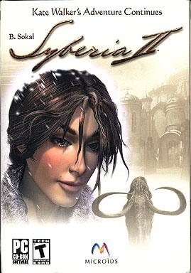 Syberia II - Box