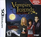 Vampire Legends: Power of Three  - Review