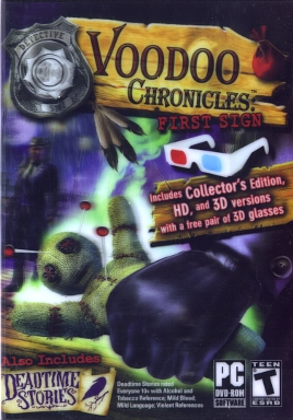 Voodoo Chronicles: First Sight - Review