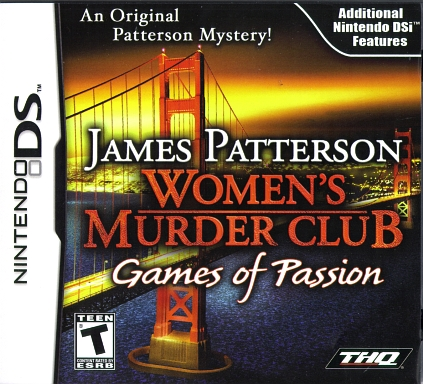 James Patterson - Women's Murder Club: Games of Passion  - Review