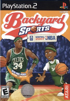 backyard sports basketball 2007 nba review