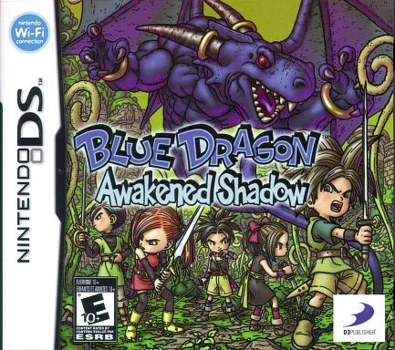 Blue Dragon Awakened Shadow  - Review