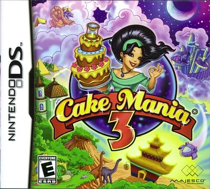 Cake Mania 3  - Review