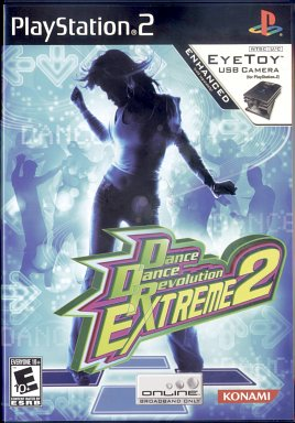Dance Dance Revolution Extreme2   - Review