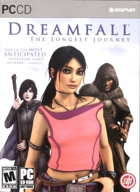 Dreamfall; The Longest Journey   - Review