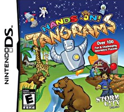 Hands On! Tangrams  - Review