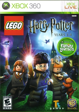 LEGO Harry Potter : Years 1-4  - Review