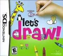Let's Draw   - Review