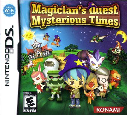 Magicians Quest Dorm Room