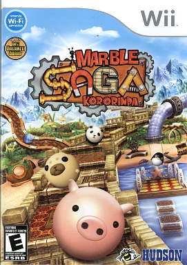 Marble Saga: Kororinpa - Review