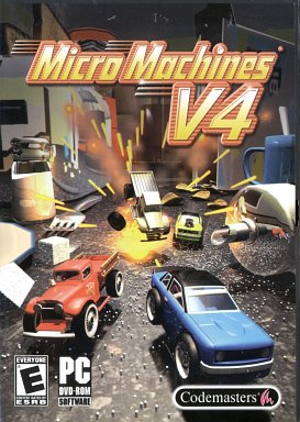 MicroMachines V4  - Review