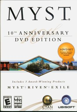 Spend, spend, spend!!! - Tell us about the GAMES you've bought, found, or .... whatever! :-) - Page 2 Mystdvd
