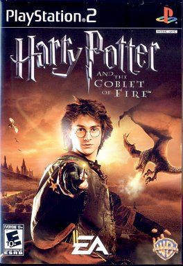 Harry Potter and the Goblet of Fire - Box