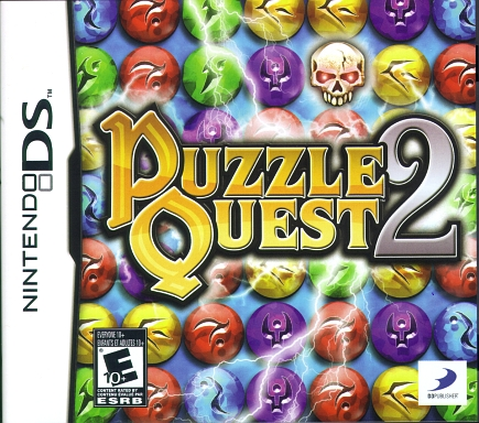Puzzle Quest 2 - Review