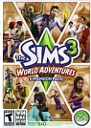 Sims 3:  World Adventures    - Review