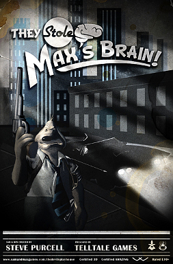 Sam & Max: They Stole Max's Brain! - Review