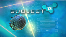 Subject 13 - Review