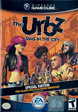 URBZ -- Sims in the City - Box